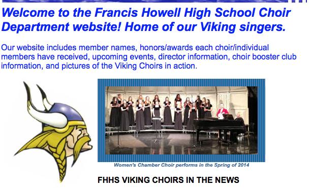 Choir Update