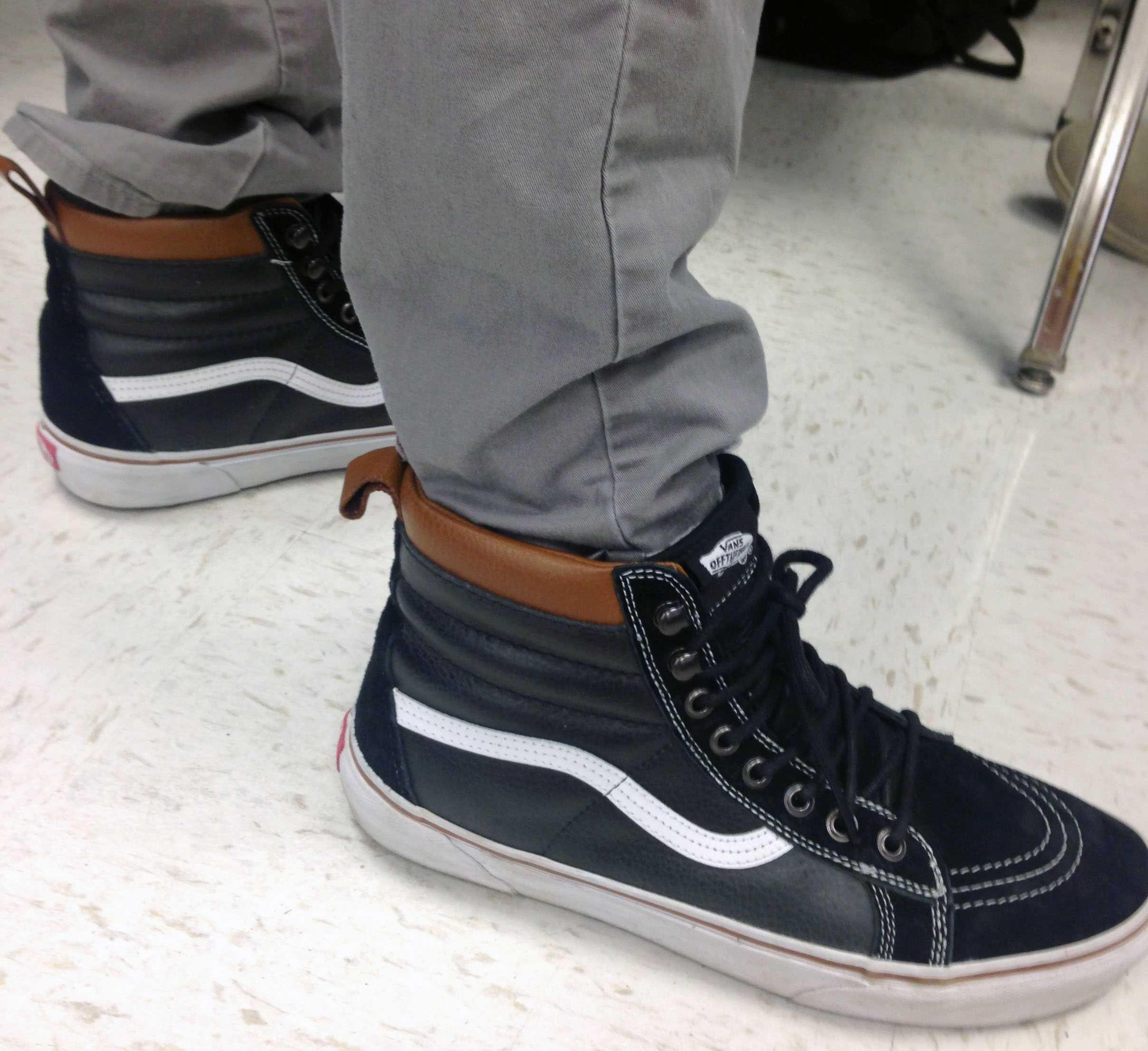 Vans MTE Sk8-Hi Sneakers