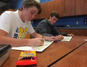 Photo of the Day: Art Class