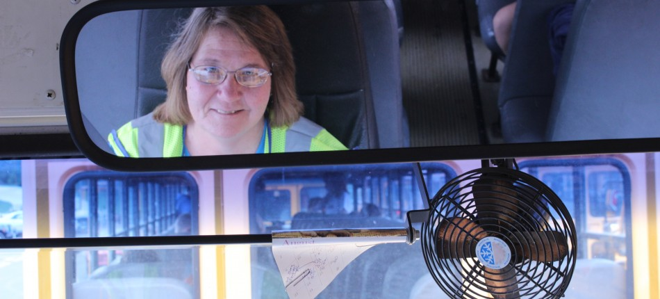 Photo of the Day: Bus Driver